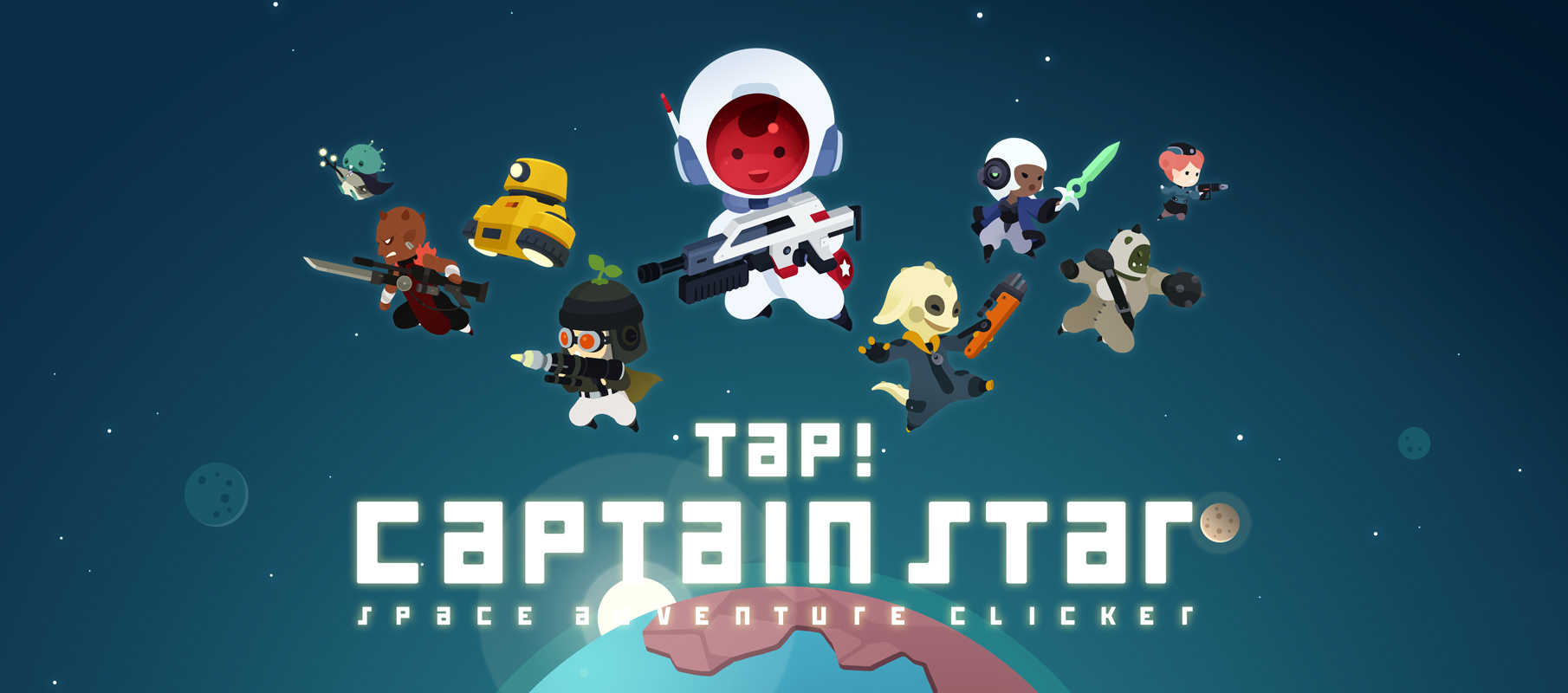 Tap! Captain Star